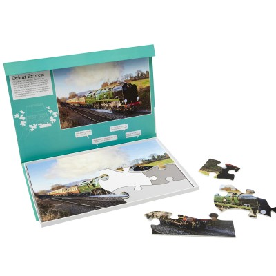 13 Piece Jigsaw - Orient Express