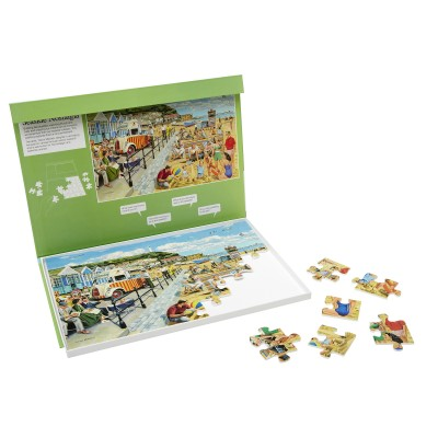 35 Piece Jigsaw - Seaside Nostalgia