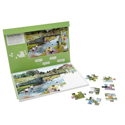 35 Piece Jigsaw - Spring Stream