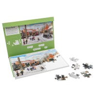35 Piece Jigsaw - Winter Snow