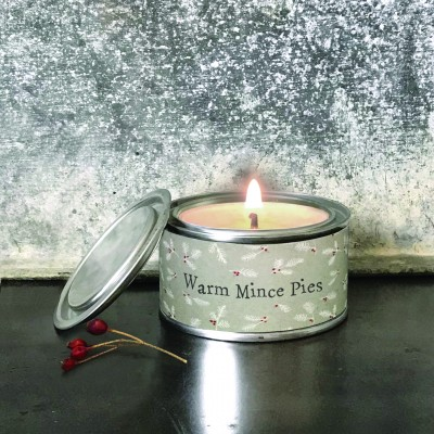 Warm Mince Pies - Berry Candle
