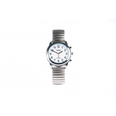 Radio controlled talking watch small
