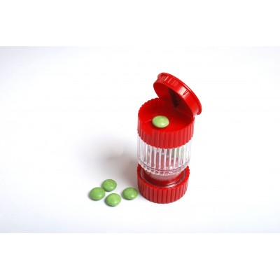 Pill cutter and crusher