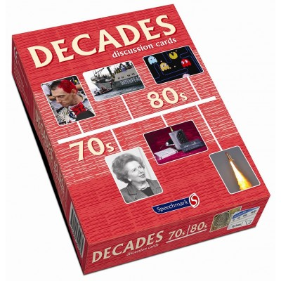 70s and 80s discussion cards
