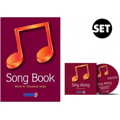 Sing Along Song book and CD