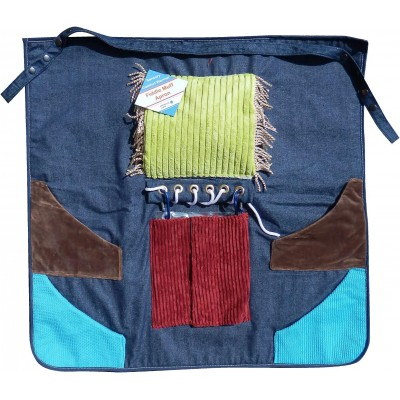 Fiddle Muff Activity Apron