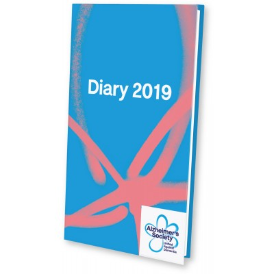2019 branded diary