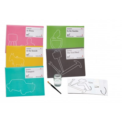 Aquapaints bundle pack