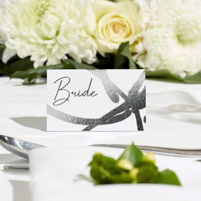 Wedding table card x 10