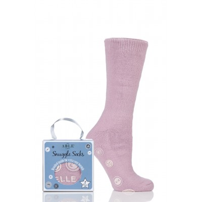 Anna sock pack - pink