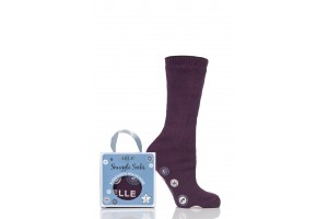Anna sock pack - pinotage