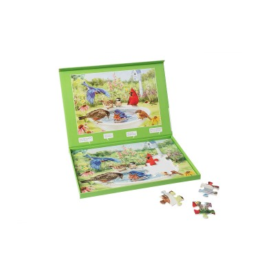 35 Piece Jigsaw - Bathing Birds