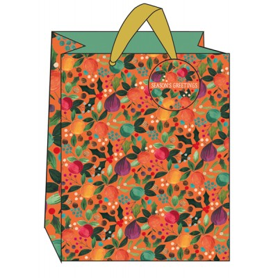 Festive Fruits Large Gift Bag