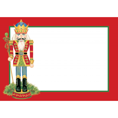 Nutcracker labels