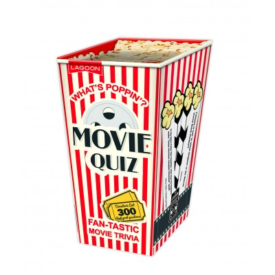 Popcorn Box Movie Quiz