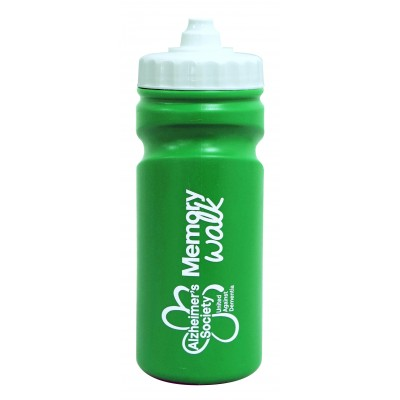 Memory Walk water bottle - green