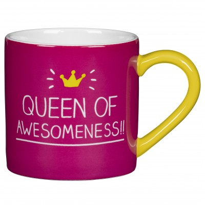 Queen of Awesome Mug