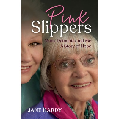 Pink Slippers by Jane Hardy
