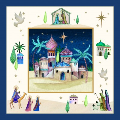 Bethlehem Cards, Pack of 10