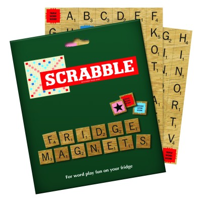 Fridge magnet Scrabble