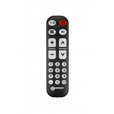New TV-10 Remote
