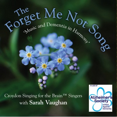 The Forget-me-not Song CD