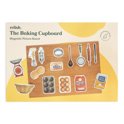 The Baking Cupboard Reminiscence