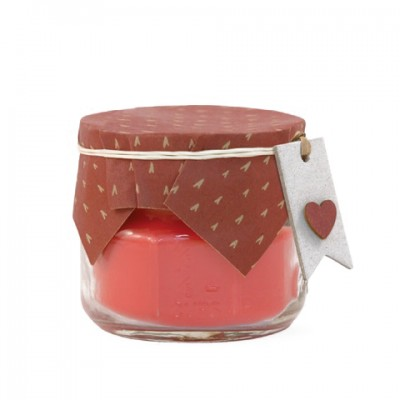 Scented Soy Candle - Apple and Cinnamon