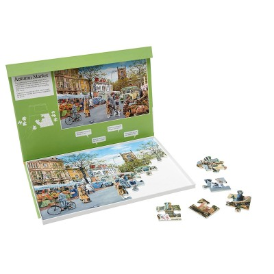 35 Piece Jigsaw - Autumn Market
