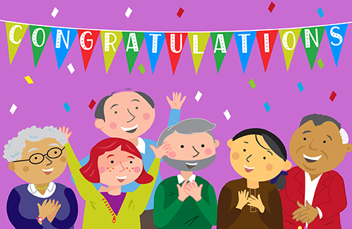 Congratulations Party eCard