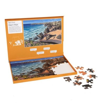 63 Piece Jigsaw - Giant's Steps