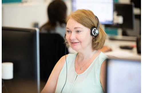 Dementia Connect support line
