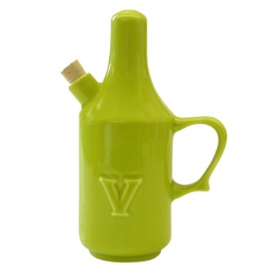 """""""Dignity"""" Pepper and vinegar set green"""