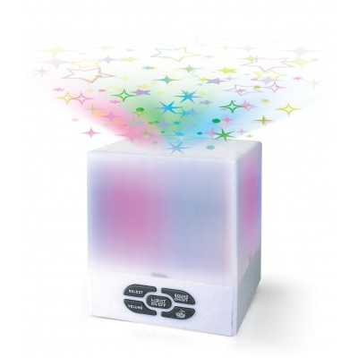 Soothing sounds mood light