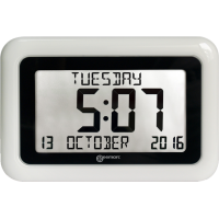 Radio Controlled Day Clock