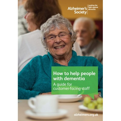 How to help people with dementia x25