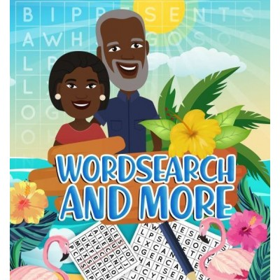Wordsearch and More Book