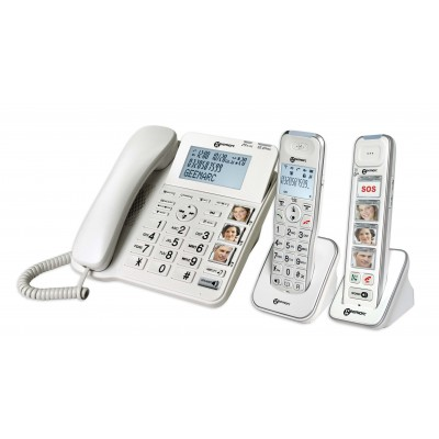 Senior Pack - Pre-paired Combi and handset
