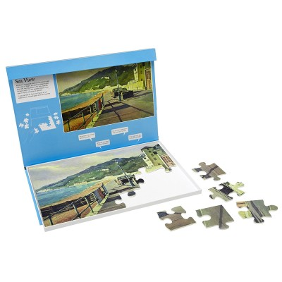 24 Piece Jigsaw - Sea View