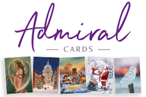 Admiral Personalised Cards