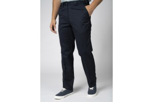 Seb Straight Fit Velcro Fly Cotton Chino