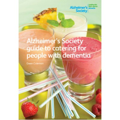 Guide to catering for people with dementia
