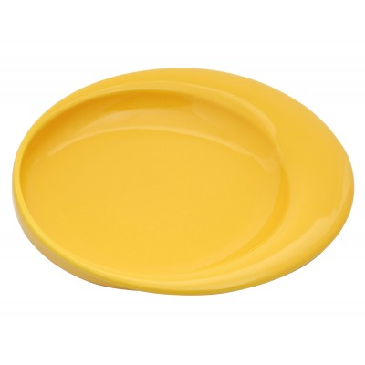 """Dignity"" Plate yellow"