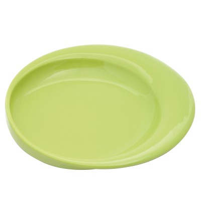 """Dignity"" Plate green"