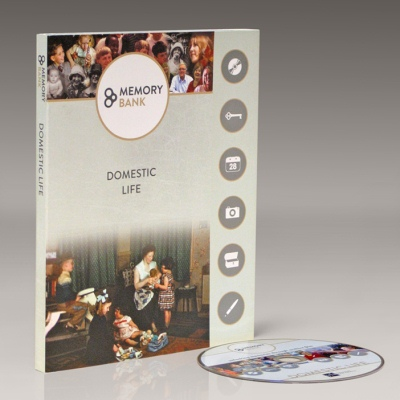 Domestic Life Memory Bank DVD