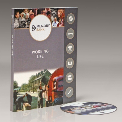 Working Life MemoryBank DVD
