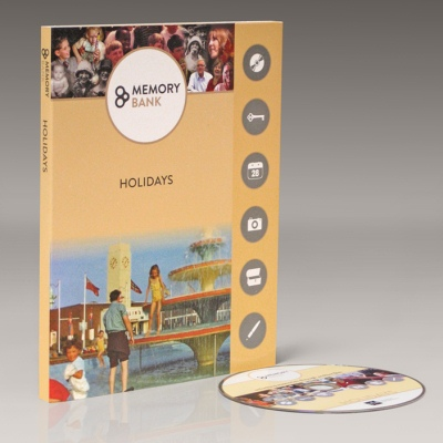Holidays Memory Bank DVD
