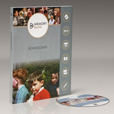 Schooldays Memory Bank DVD