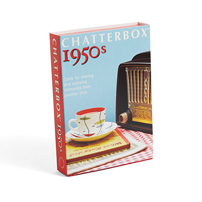 1950s Reminiscence Cards