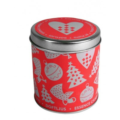 Candle Essence Silver Deco